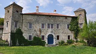 Slovenia, a ca. 60 km da Trieste