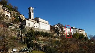 Valsolda, a ca. 10 km da Lugano
